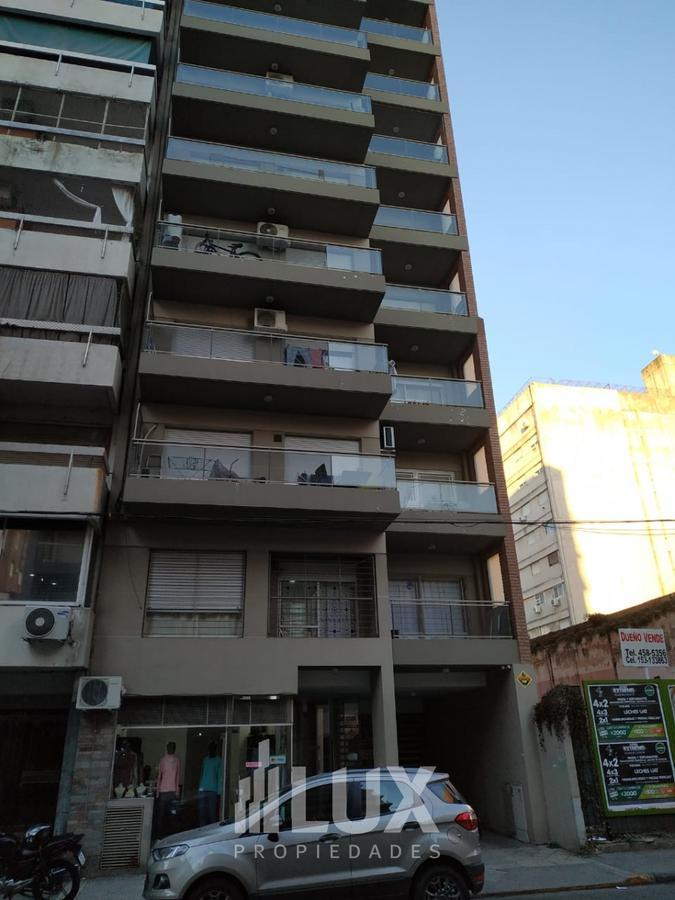 Alquiler Departamento Monoambiente piso 7 contrafrente Corrientes 1300 - Centro