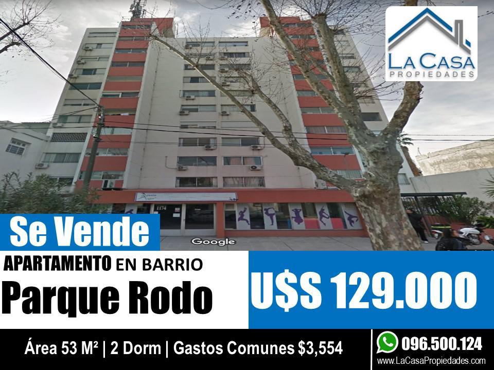 Foto Apartamento en Venta en  Parque Rodó ,  Montevideo  Requena al 1100