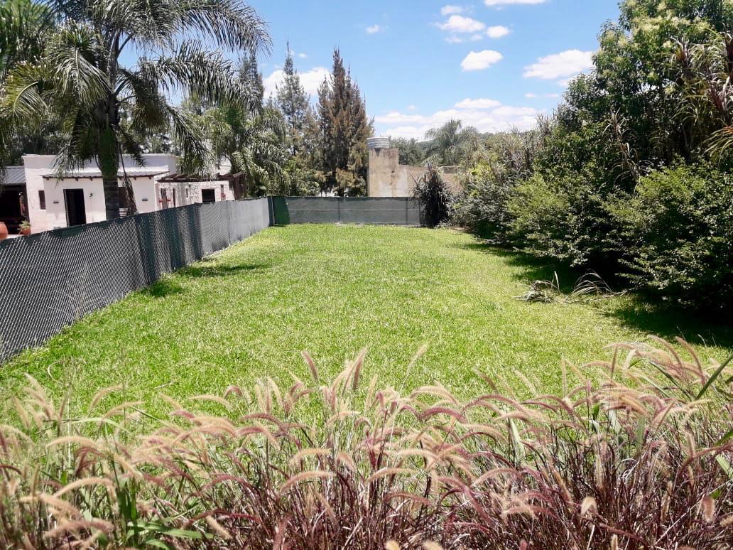 Foto Terreno en Venta en  El Cadillal,  Tafi Viejo  villa del parque, cadillal
