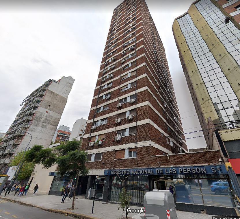 Foto Departamento en Alquiler en  Balvanera ,  Capital Federal  Av. Jujuy 400