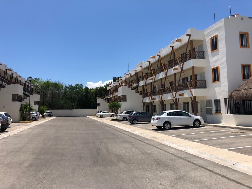 Foto Departamento en Renta en  Ejidal,  Solidaridad  2 Recamaras Paseo Ibiza Amueblado en Renta