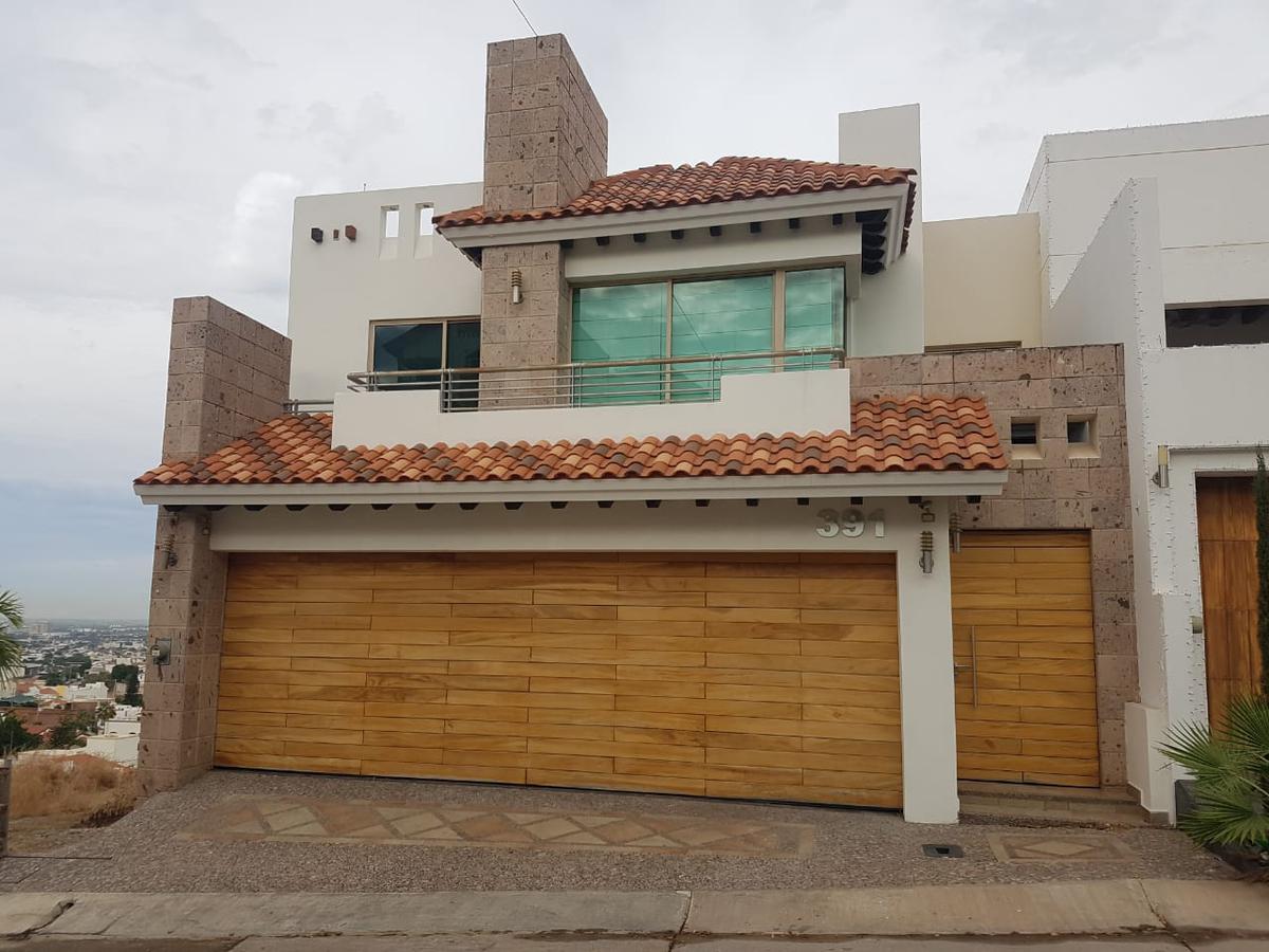 Foto Casa en Renta en  Culiacán ,  Sinaloa  CERRO DEL VIGIA al 300