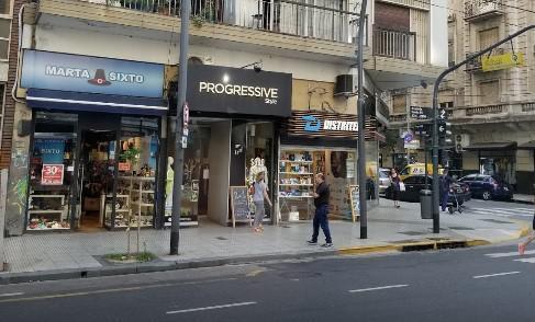 Foto Local en Alquiler en  Barrio Norte ,  Capital Federal  Av. Santa Fe y Laprida