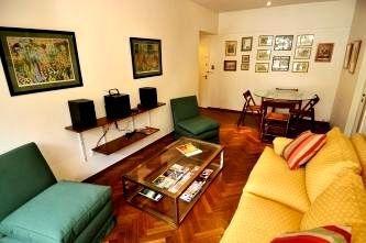 Foto Departamento en Alquiler temporario en  Palermo ,  Capital Federal  Beruti y Bulnes