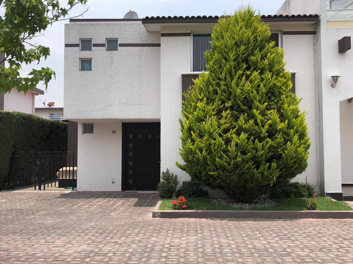Foto Casa en condominio en Renta en  Metepec ,  Edo. de México  Casa en Renta en Baldaquin