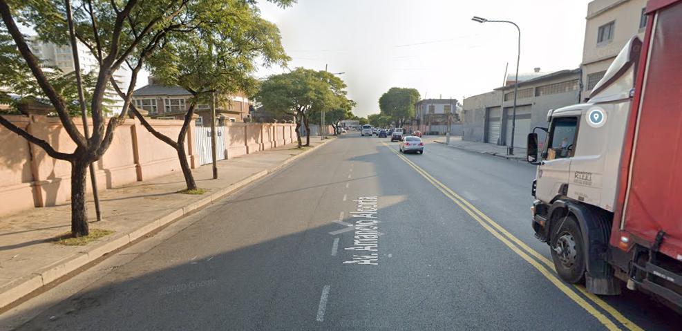 Foto Depósito en Alquiler en  Parque Patricios ,  Capital Federal  Av Amancio Alcorta al 2700