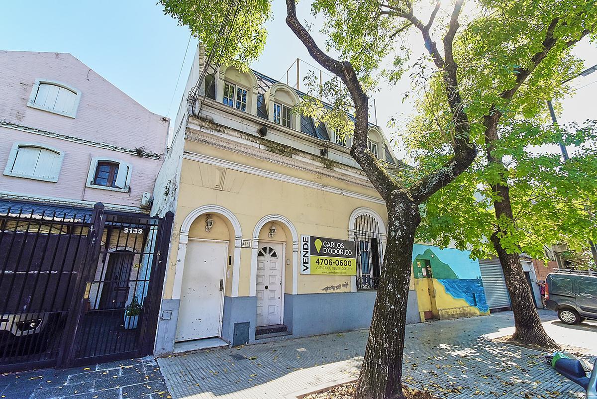 Foto PH en Venta en  Belgrano ,  Capital Federal  Virrey Aviles al 3100