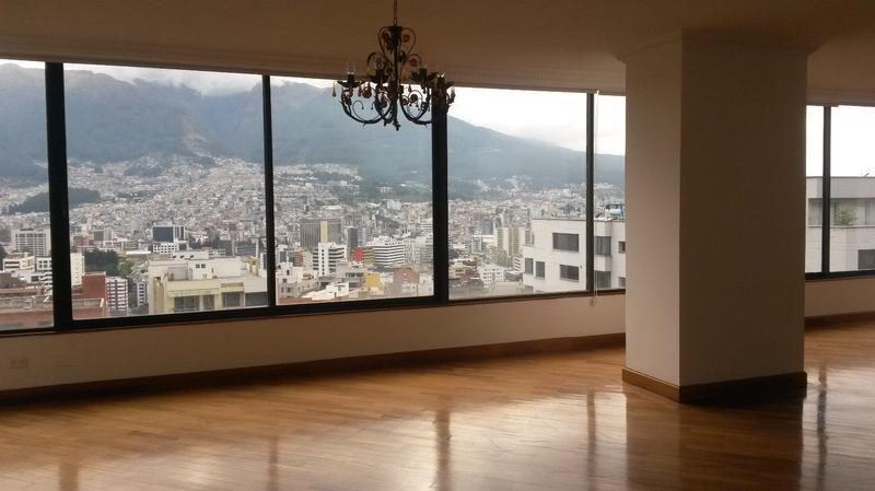 Foto Departamento en Venta en  Centro Norte,  Quito  OPORTUNIDAD , DEPARTAMENTO GONZALEZ SUAREZ,  263 MTS,  3 DORMIT