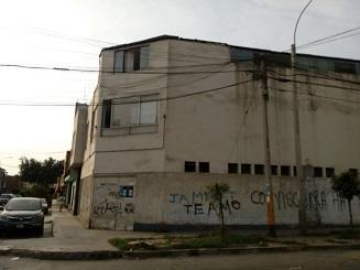 Foto Local en Venta en  Breña,  Lima  Jiron Azcona. Urb Proveedores Unidos 1575