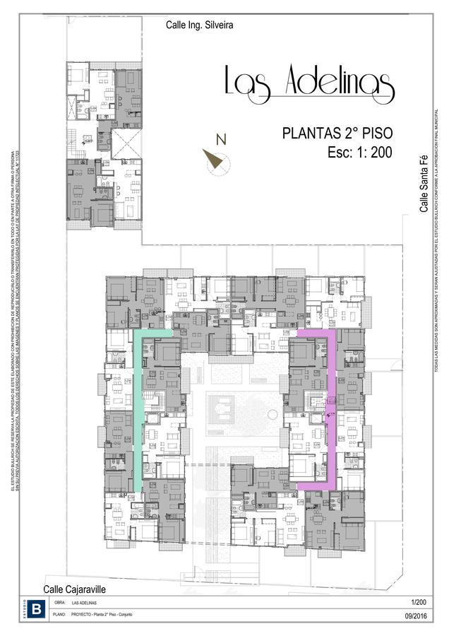 Foto Departamento en Venta en  Villa Adelina,  San Isidro  Cajaraville 4013, Dto. 212
