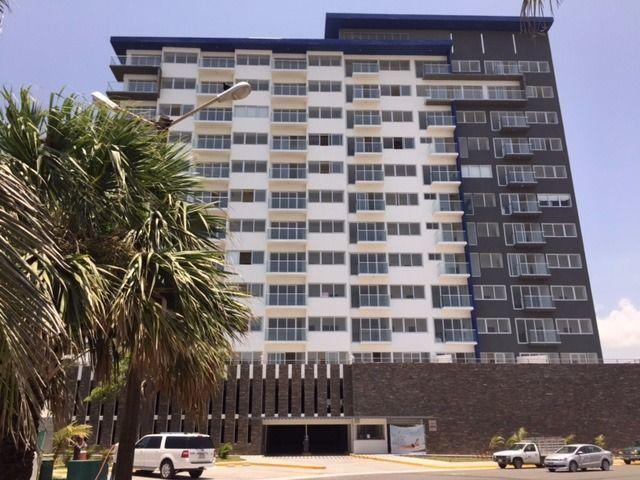 Foto Departamento en Venta en  Playas del Conchal,  Alvarado  PLAYAS DEL CONCHAL, Torre XIRIS Departamento en VENTA con vista al mar