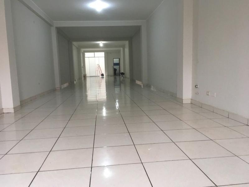 Foto Edificio Comercial en Alquiler en  San Juan de Lurigancho,  Lima  San Juan de Lurigancho