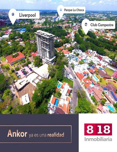 Foto Departamento en Venta en  Galaxia/tabasco 2000,  Villahermosa  Departamentos en Torre Ankor