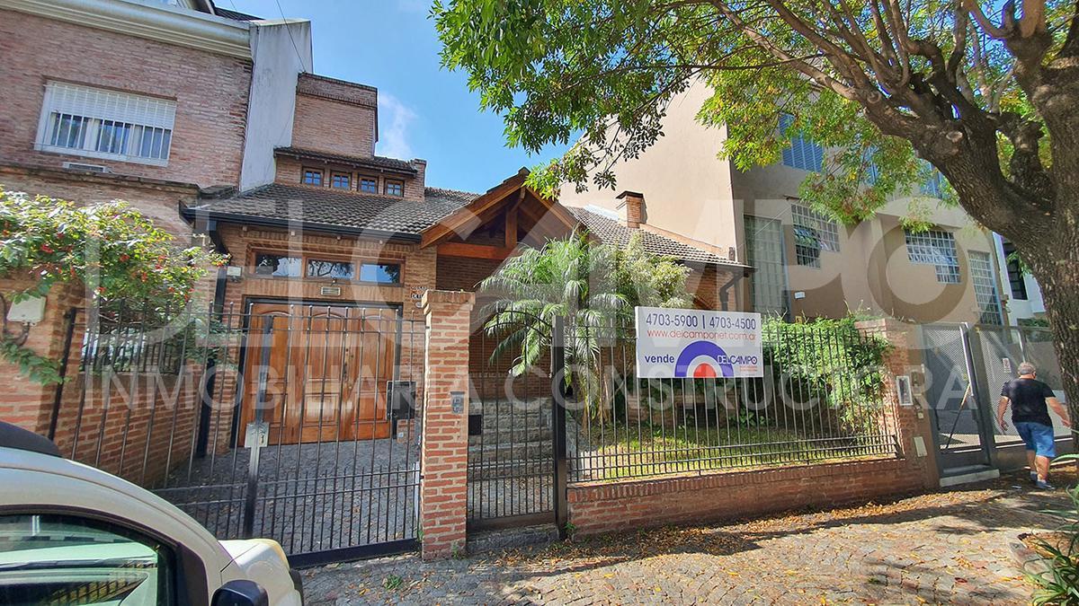 Foto Casa en Venta en  Barrio River,  Nuñez  Manuel Garcia al 1000