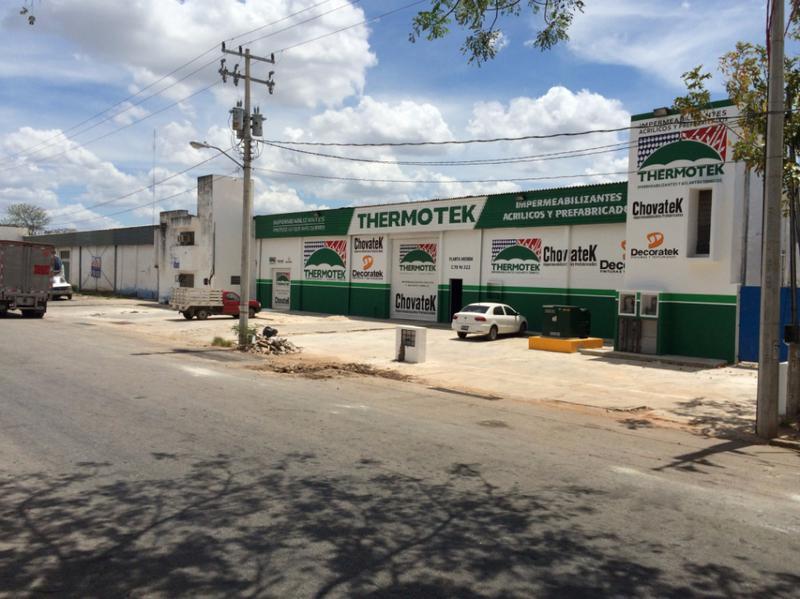 Foto Bodega Industrial en Renta en  Aeropuerto Ciudad de Mérida,  Mérida  Bodega en Ciudad Industrial de 1,200 m2