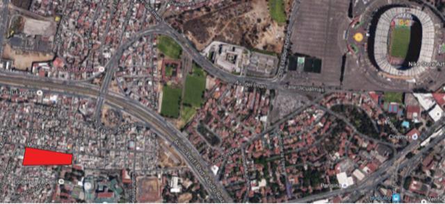 Foto Terreno en Venta en  Cantera Puente de Piedra,  Tlalpan  CARRASCO # 46 COLONIA CANTERA PUENTE DE PIEDRA  CP 14046, TLALPAN