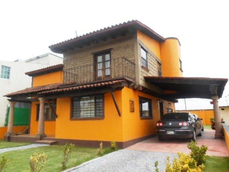 Foto Casa en condominio en Renta en  La Concepción Coatipac (La Conchita),  Calimaya  A TAN SOLO 10 MINUTOS DE METEPEC