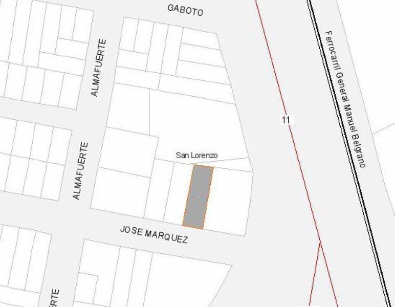 Foto Terreno en Venta en  San Lorenzo ,  Santa Fe  Marquez esq. con colectora ruta 11