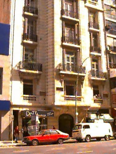 Foto Departamento en Venta | Alquiler en  Recoleta ,  Capital Federal  Av. Santa Fe 1456/64,  entre Paraná y Uruguay