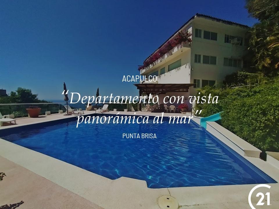 Venta de Departamento 4 o mas recamaras en Acapulco Cumbres Llano Largo