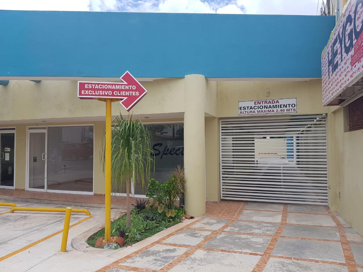 Foto Local en Renta en  México Norte,  Mérida  local comercial en renta en merida, en Avenida Libano, planta baja