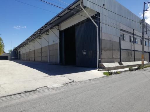 Foto Bodega Industrial en Renta en  Benito Juárez,  Puebla  Bodega en Renta en Barrio de San Juan Puebla