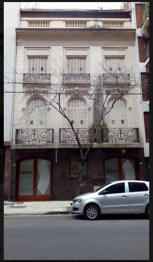Foto Edificio Comercial en Alquiler |  en  Recoleta ,  Capital Federal  PETIT HOTEL 639 MT EN ALQUILER. UNICA OPORTUNIDAD  Pacheco de Melo al 1800