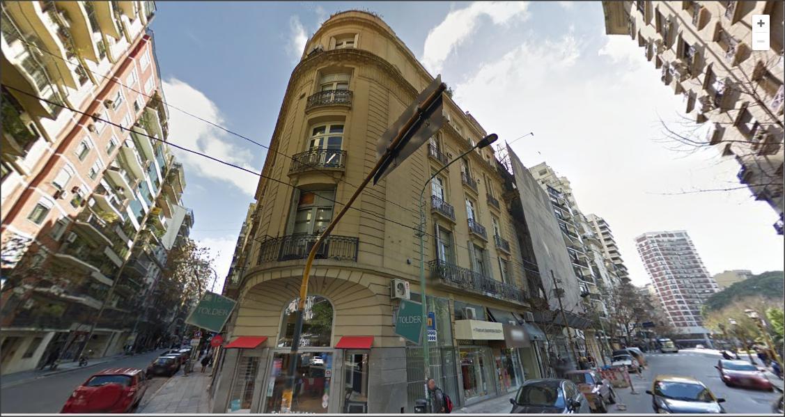 Foto Oficina en Venta en  Recoleta ,  Capital Federal  Arenales al 1600