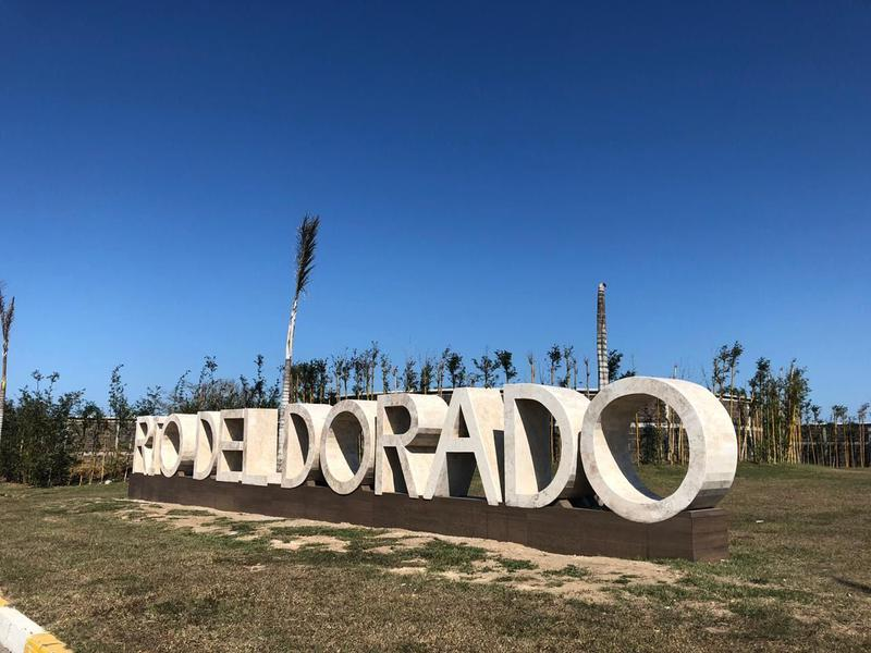 Foto Terreno en Venta en  Fraccionamiento Río del Dorado,  Boca del Río  RIO DEL DORADO, Terrenos de 300 mts2 en VENTA con acceso al Rio
