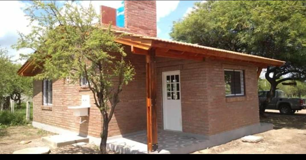 Foto Casa en Venta | Alquiler en  Merlo,  Junin         LIQUIDAMOS!!!! U$S 75.000 VENDO CASA DE 52 M2 BARRIO LOS TRONCOS, MERLO SAN LUIS