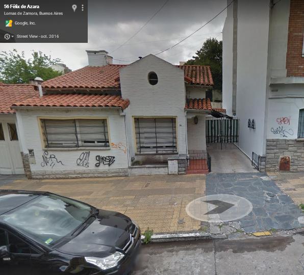 Foto Casa en Alquiler en  Lomas de Zamora Oeste,  Lomas De Zamora  Azara 50