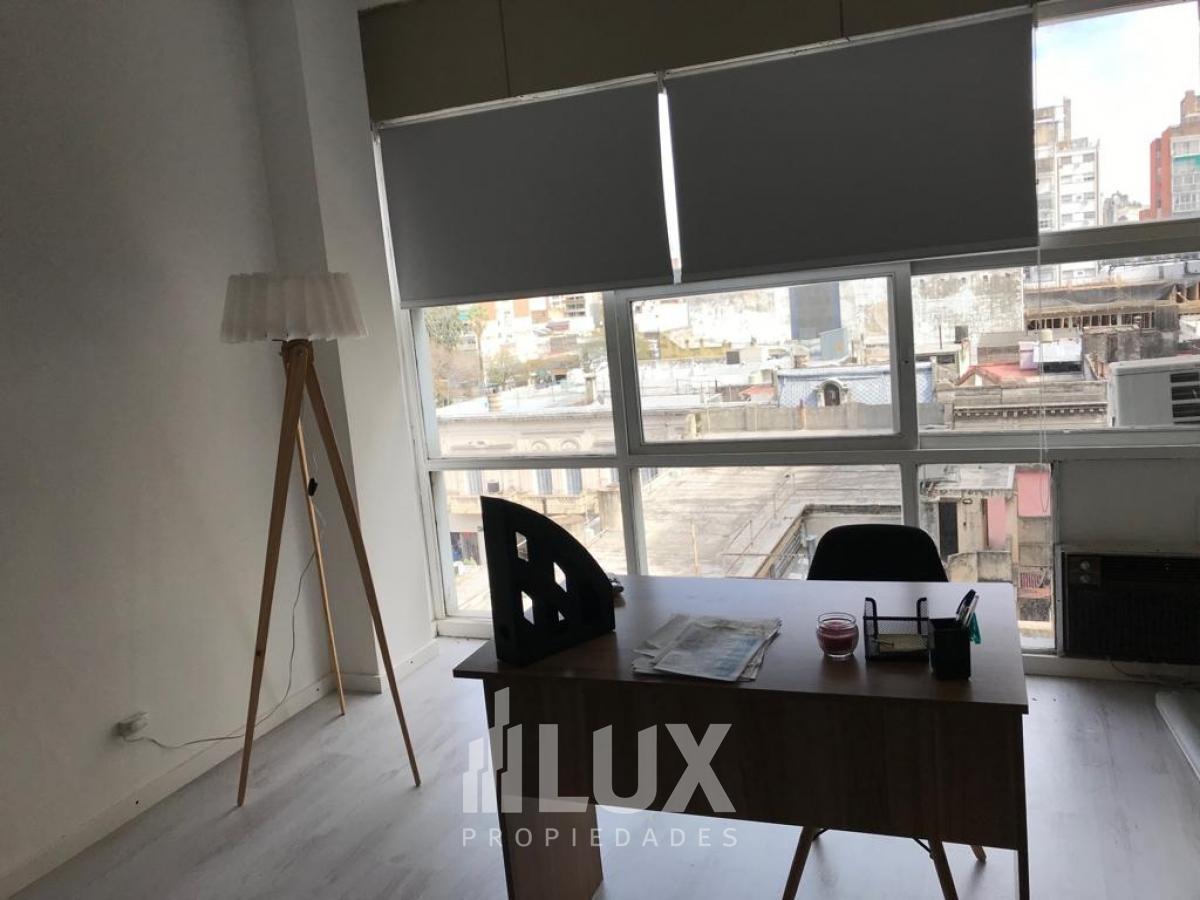 Oficina en venta - Centro Rosario - Reciclada
