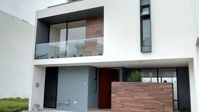 Foto Casa en condominio en Venta en  San Andrés Cholula ,  Puebla  Parque Baja California Sur
