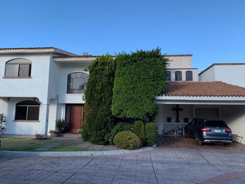 Foto Casa en Venta en  Lomas,  San Luis Potosí  CASA EN VENTA EN LOMAS 4A, SAN LUIS POTOSI