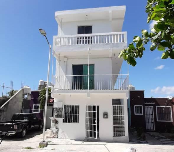 Foto Casa en Venta en  Misión Villamar I,  Solidaridad  EDIFICIO CON 4 DEPARTAMENTOS VILLAMAR 1