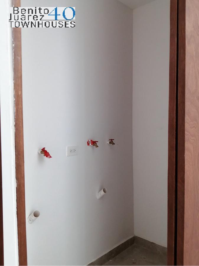 Foto Departamento en Venta en  Benito Juárez Nte,  Mérida  Benito Juárez 40 TownHouses. Vive en la ciudad más segura de México; en Mérida, Yucatán. En una de las zonas de mayor plusvalía.