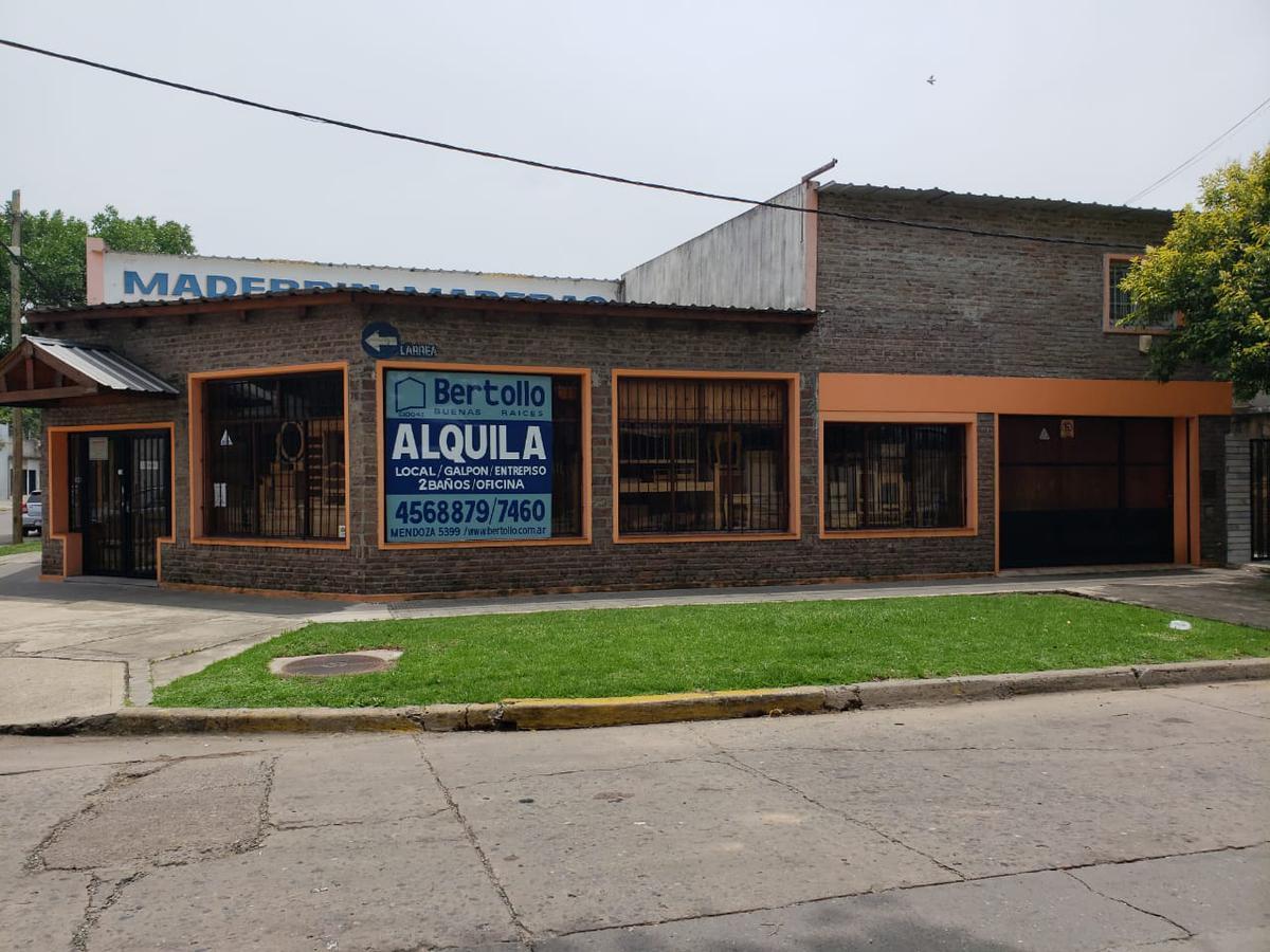 Foto Local en Alquiler en  Azcuenaga,  Rosario  SAN JUAN al 5400