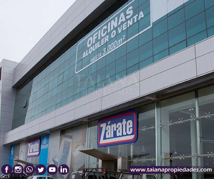 Taiana propiedades oficina en venta en cordoba capital for Oficinas cajasur cordoba