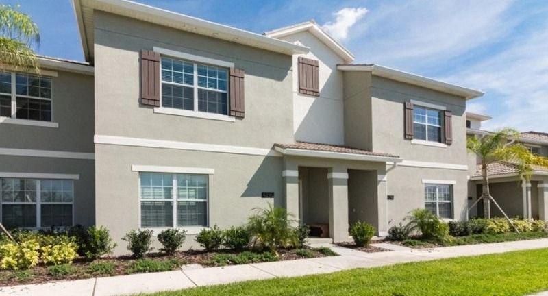 Foto Casa en Venta en  Davenport,  Orlando  TOWN HOUSE EN VENTA ORLANDO FLORIDA ESTADOS UNIDOS DE AMERICA