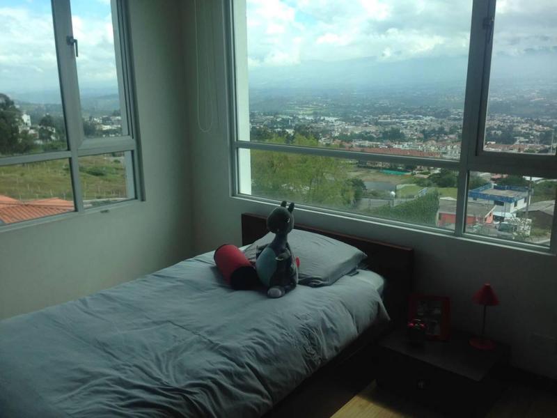 Foto Departamento en Venta en  Cumbayá,  Quito  SAN JUAN ALTO