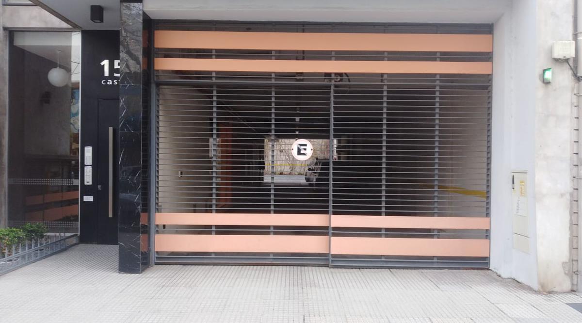 Foto Cochera en Alquiler en  Villa Crespo ,  Capital Federal  Castillo al 158 PB