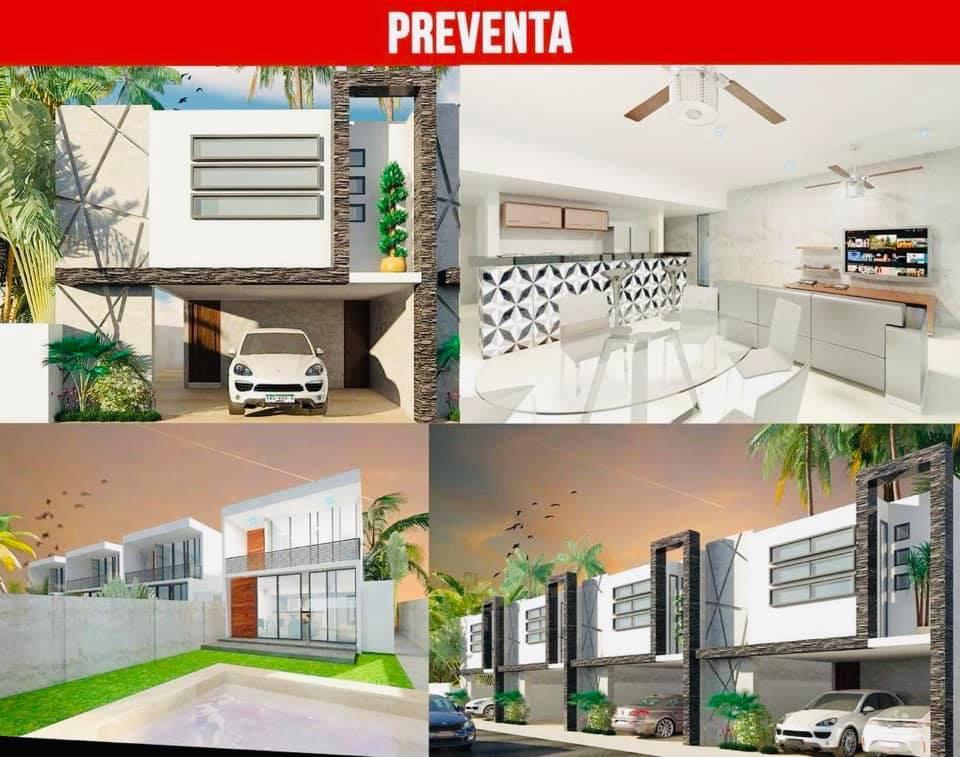 Foto Departamento en Venta en  Pueblo Dzitya,  Mérida  Dzitya