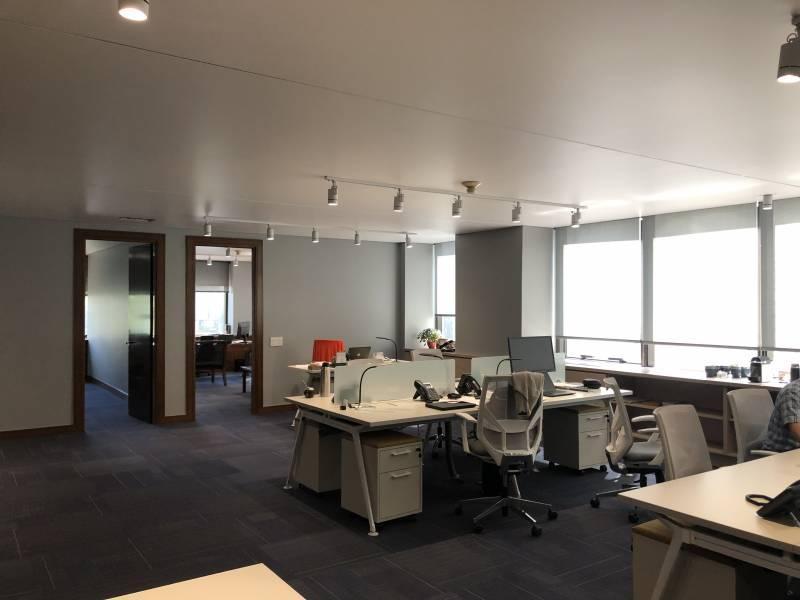Foto Oficina en Venta en  Retiro,  Centro (Capital Federal)  Carlos Pellegrini al 1400