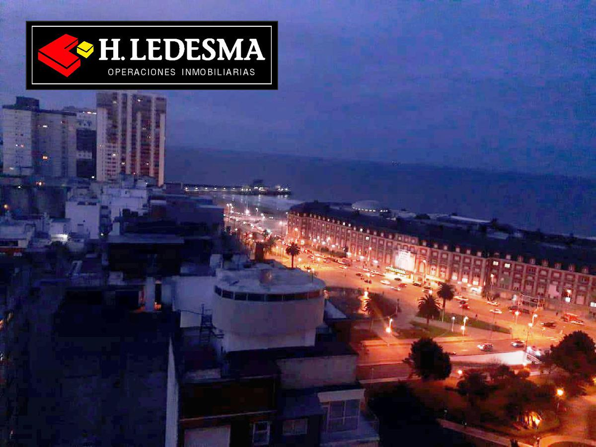 Foto Departamento en Venta en  Plaza Colon,  Mar Del Plata  BOLIVAR 2100 • VISTA AL MAR