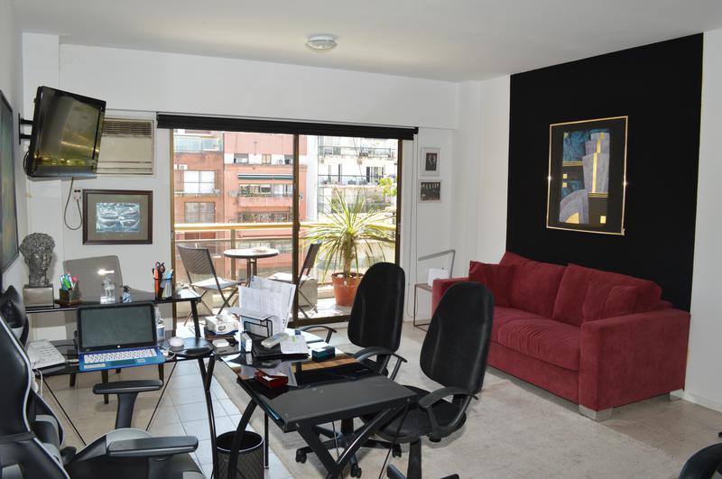 Foto Oficina en Alquiler en  Las Cañitas,  Palermo  Arce 957, Piso 8 C