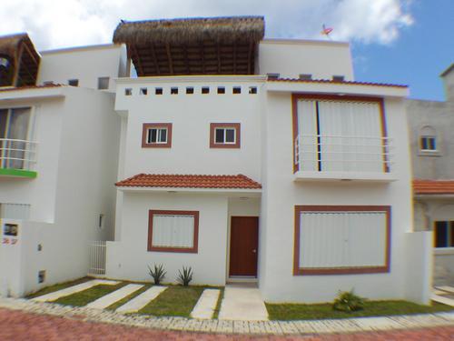 Foto Casa en condominio en Renta en  Zona Hotelera Sur,  Cozumel  Zona Hotelera Sur