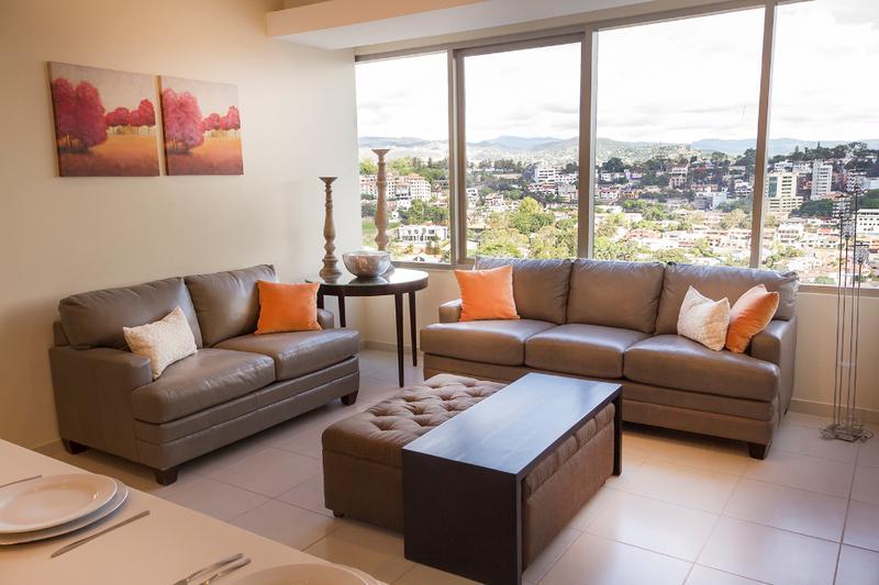 Foto Departamento en Venta | Renta en  Boulevard Morazan,  Tegucigalpa  Apartamento de 3 habitaciones y 2 baños, con Vista a las Lomas, Tegucigalpa