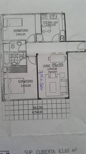 Foto Departamento en Venta en  Colegiales ,  Capital Federal  ZABALA  3500 - 4º PISO