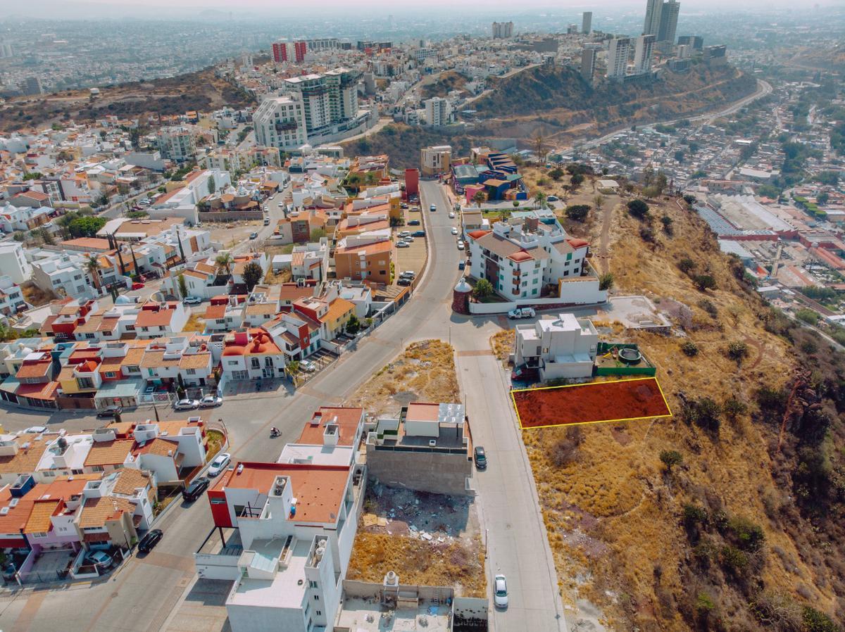 Foto Terreno en Venta en  Milenio,  Querétaro  Terreno H4 en Milenio III