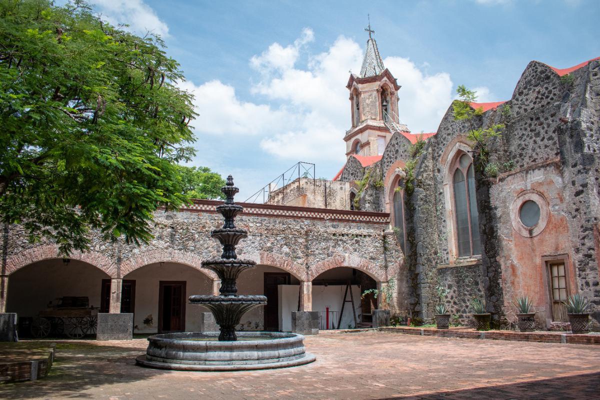 Foto Terreno en Venta en  Apaseo el Alto ,  Guanajuato  HACIENDA EN VENTA DEL SIGLO XIX GUANAJUATO SN ANTONIO CALICHAR
